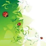 Fondo verde. libre illustration