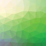 Fondo verde illustrazione vettoriale