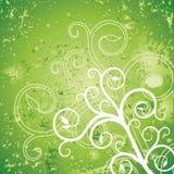 Fondo verde Fotos de archivo