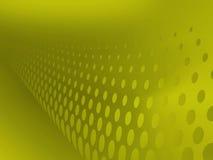 Fondo verde abstracto stock de ilustración