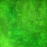 Fondo verde abstracto Fotografía de archivo