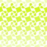 Fondo verde abstracto de los molinoes de viento inconsútil stock de ilustración