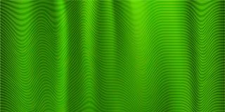 Fondo verde abstracto, modelo verde de la tela fotografía de archivo