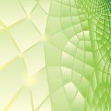 Fondo verde astratto Fotografia Stock Libera da Diritti