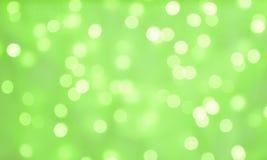 Fondo verde astratto di estate Immagine Stock Libera da Diritti