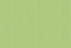 Fondo verde chiaro con il modello verde Fotografia Stock Libera da Diritti