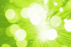 fondo verde De-enfocado fotos de archivo libres de regalías