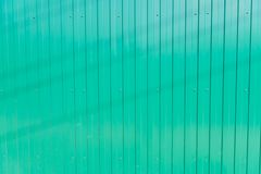 Fondo verde de la cerca del metal, textura inconsútil foto de archivo libre de regalías