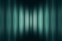 Fondo verde de la falta de definición de la velocidad Foto de archivo libre de regalías