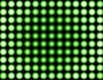 Fondo verde de la ilusión Fotos de archivo