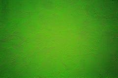 Fondo verde de la pintura del grunge fotos de archivo