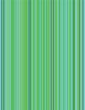Fondo verde de la tela a rayas Fotografía de archivo libre de regalías