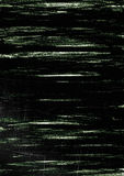 Fondo verde de la textura del movimiento del cepillo Imagen de archivo libre de regalías