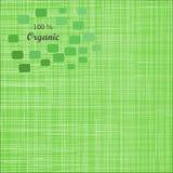 Fondo verde de la textura del paño Cubierta de libro Tela Fotografía de archivo libre de regalías