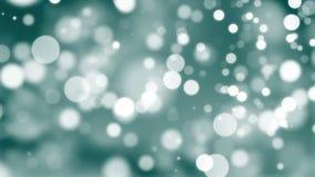 Fondo verde de Loopable del Año Nuevo almacen de metraje de vídeo