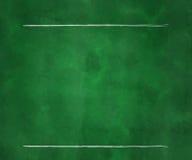Fondo verde del bordo di gesso Immagine Stock