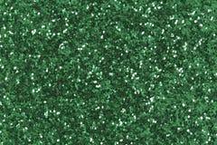 Fondo verde del brillo Foto baja del contraste de la textura verde del brillo imagenes de archivo