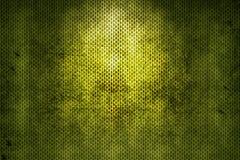 Fondo verde del grunge Imagenes de archivo