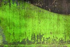 Fondo verde del grunge Foto de archivo
