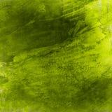 Fondo verde del grunge Fotos de archivo libres de regalías
