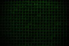 Fondo verde del modello del dettaglio della porta antizanzare Immagini Stock