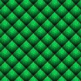 Fondo verde del mosaico stock de ilustración