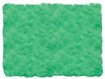Fondo verde del plasticine fotos de archivo libres de regalías