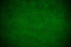 Fondo verde della mazza Fotografia Stock