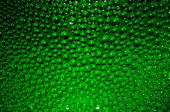 Fondo verde delle superfici irregolari Immagine Stock