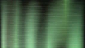 Fondo verde di tecnologia dell'estratto del metallo Struttura lucidata e spazzolata Chrome, argento, acciaio, alluminio Illustraz Fotografie Stock Libere da Diritti