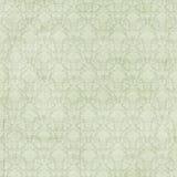 Fondo verde elegante lamentable del damasco del vintage Imagen de archivo libre de regalías