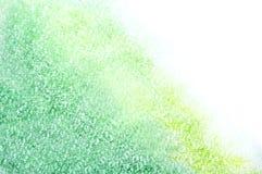 Fondo verde en colores pastel stock de ilustración