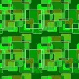 Fondo verde inconsútil ilustración del vector