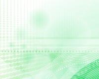 Fondo verde moderno Imágenes de archivo libres de regalías