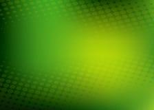 Fondo verde moderno abstracto de la pendiente Ilustración del Vector