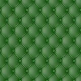 Fondo verde oscuro de la tapicería abstracta Imagen de archivo