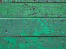 Fondo verde stagionato di struttura Fotografia Stock Libera da Diritti
