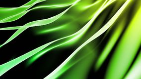 Fondo verde suave stock de ilustración