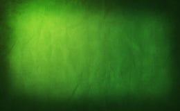 Fondo verde sucio Foto de archivo libre de regalías