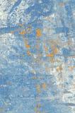 Fondo vertical con azul y anaranjado Foto de archivo