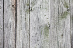 Fondo verticale di legno grigio Fotografie Stock Libere da Diritti