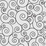 Fondo verticilado abstracto. Inconsútil Foto de archivo libre de regalías