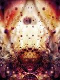 Fondo VI del fractal Fotos de archivo