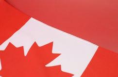 Foglia di acero canadese rossa fotografia stock immagine - Foglia canadese contorno foglia canadese ...