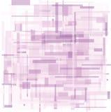 Fondo viola di porpora di lila illustrazione di stock
