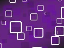 Fondo violeta Fotografía de archivo libre de regalías