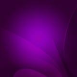 Fondo violeta abstracto con la línea del enrollamiento Imagenes de archivo