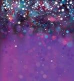 Fondo violeta abstracto del vector libre illustration