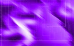 Fondo violeta del color Fotografía de archivo