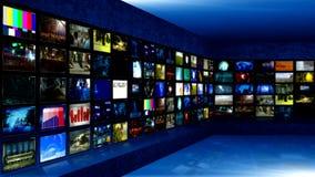 Fondo virtual del studtio del vídeo metrajes